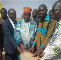 Niok-Warbin/Ouagadougou: