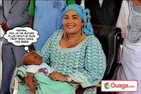 Santé: Chantal Compaoré a procédé au lancement officiel de deux nouveaux vaccins