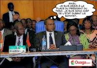50e sommet des chefs d'Etat et de gouvernement de la CEDEAO à Abuja au Nigeria
