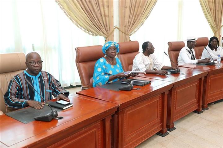 etrange rencontre 2 ouagadougou