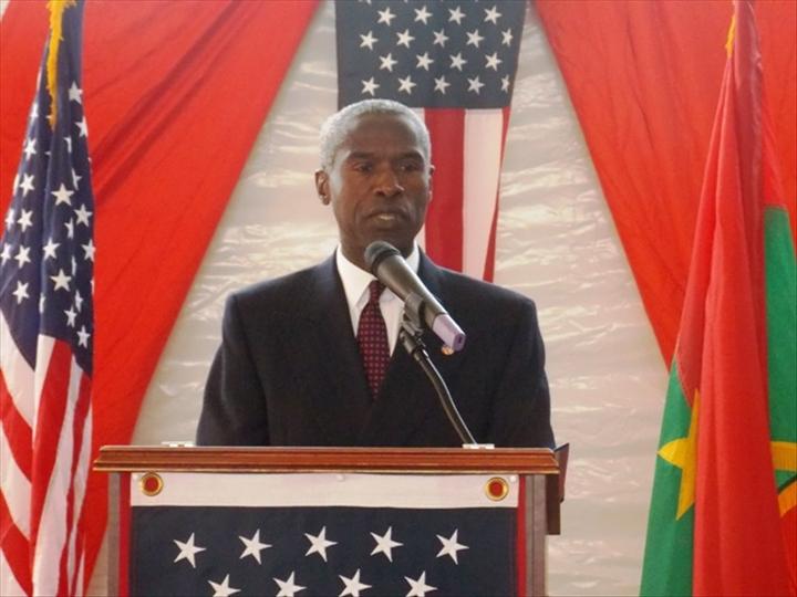 Tulinabo Mushingi, ambassadeur des Etats-Unis au Burkina Faso