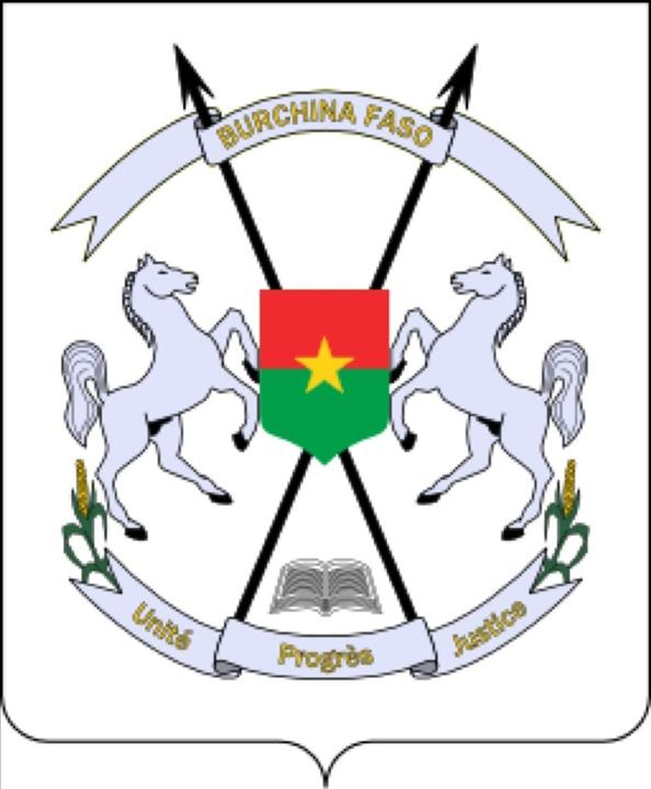 Armoiries Du Burkina Aouaga Photos