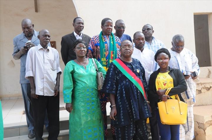 Haute cour de justice kibsa charles niodogo pr te for Haute justice