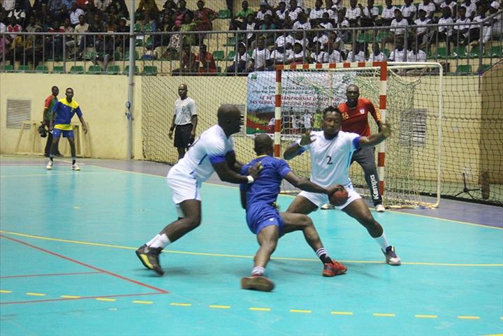 Handball championnat de la ligue du centre lonab hc championne de la phase aller - Coupe d afrique handball ...