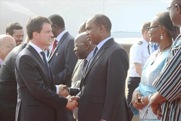 Visite du premier ministre fran ais au burkina s curit for Ministre francais