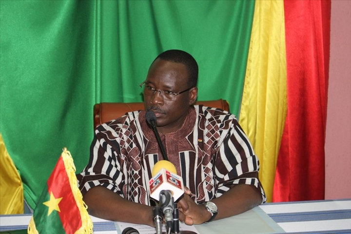 Rencontre gouvernement syndicat burkina faso