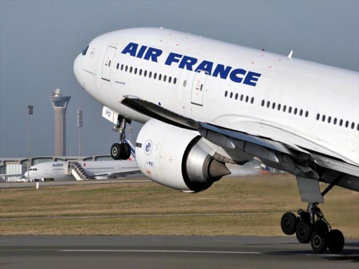 Air france les nouveaux horaires des vols au départ et à