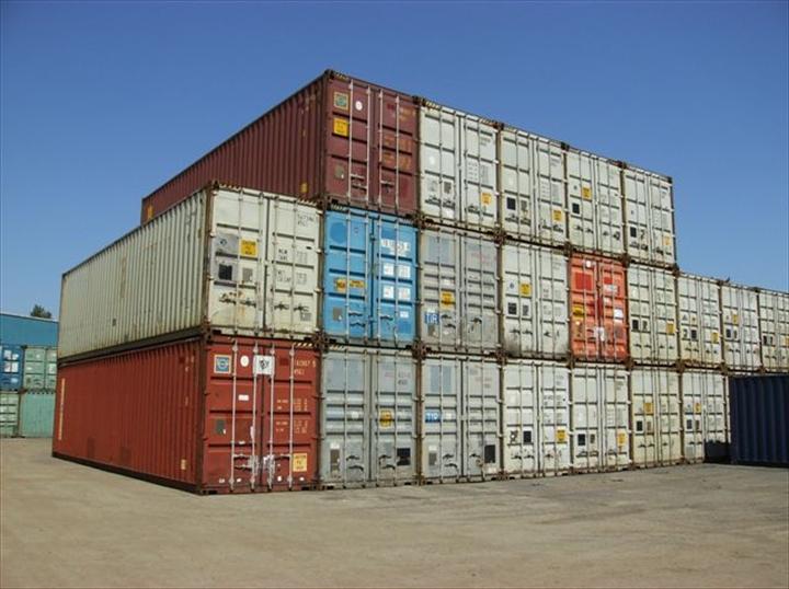 Des conteneurs aouaga photos for Acheter conteneur maritime