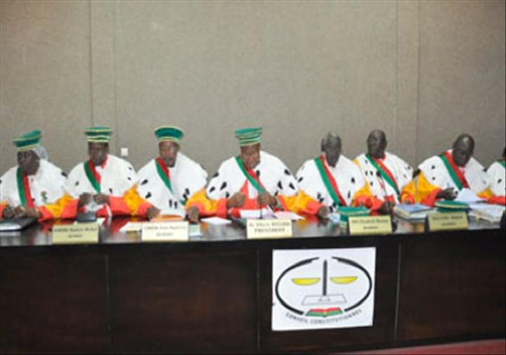 Chambre criminelle de la cour d appel de bobo dioulasso for Chambre criminelle
